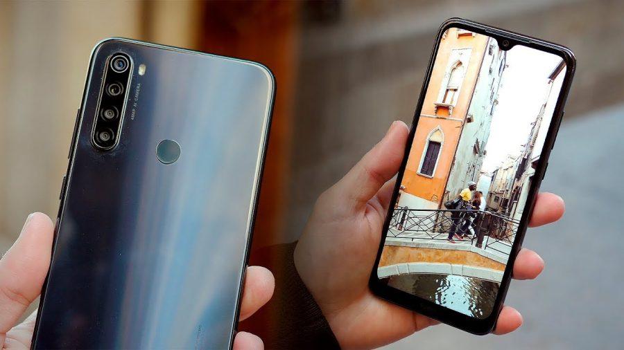 Xiaomi Redmi Note 8T 128Gb Blanco 1