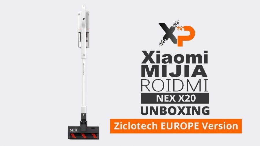 Xiaomi Roidmi Handheld 1