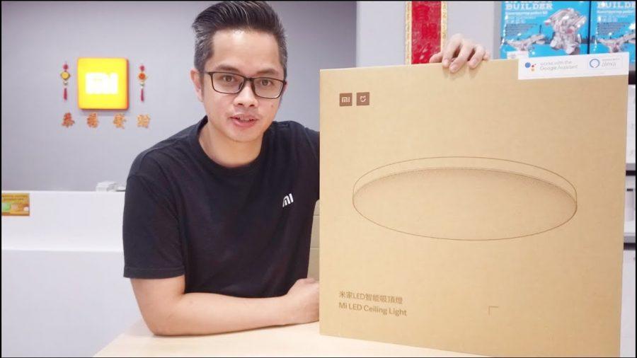 Xiaomi Smart Ceiling Lamp 1