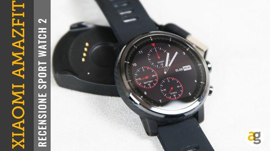 Xiaomi Smartwatch Pace 2 1