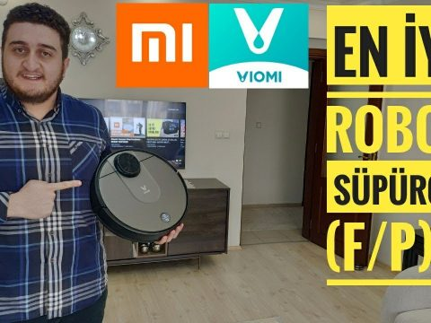 Xiaomi Viomi Vacuum V2 Pro 43
