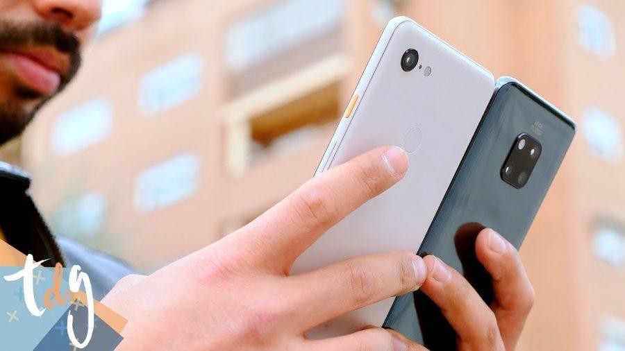 Xiaomi Vs Huawei Mate 20 Lite 1