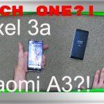 Xiaomi Vs Pixel 3A 3