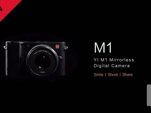 Xiaomi Yi M1 4K 24