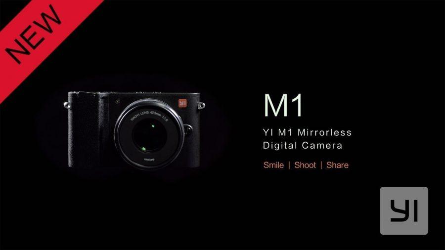 Xiaomi Yi M1 4K 1